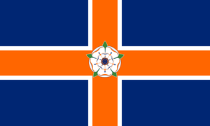 Proposal for a new Flag of New York State *rvrsd by Marmocet