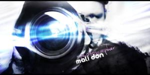 Mali don photographer signature by ExExic
