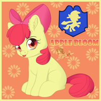 Apple bloom by UniSoLeiL