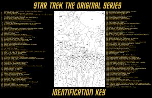 Classic Star Trek Key by dusty-abell