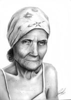 Old women by Mantas Tumosa by mfs1