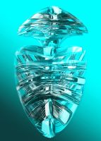 Cut glass by jennystokes