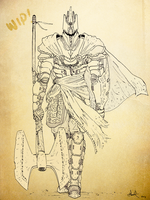Lord King by SabreWing