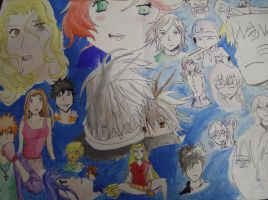 Anime Project by Athanton