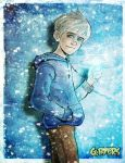 Jack Frost - Snowflake by GarrettByers