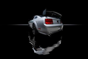 Roush Trak Pak Mustang II by theCrow65