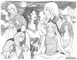 Storypage: Taho and Adelin by Kimir-Ra