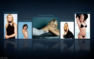 Cameron Diaz Wallpaper by mZoleee