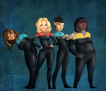 Trek and Recreation by jadenwithwings