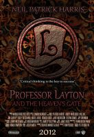 Professor Layton - The Movie by JaviDLuffy