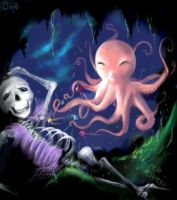 The octopus by Sixio