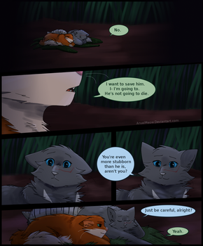The Recruit- Pg 192 by ArualMeow