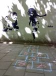 FAKE HOPSCOTCH by fakestencils