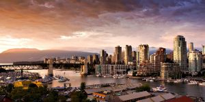 Vancouver Burrard Bridge by schustermatt