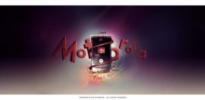 Motorola V3 Black by roxymanlol