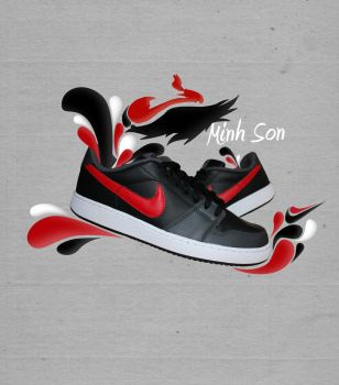 Nike Shoes by Brother-MS