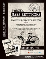 Lodz Critical Mass July 2010 by waterdesign