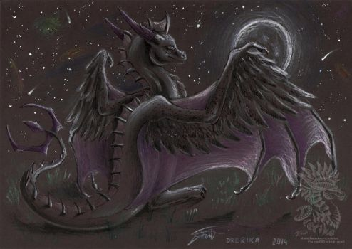 CoCE: in the moonlight by Drerika
