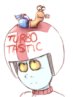 Turbo by Kittykatpaws