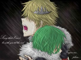 Cry ver.Coloured by Rei-Yaka
