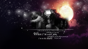 When I'm with you... Tiva by Jessica3green