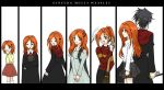 HP: Ginevra M. Weasley by prongsie
