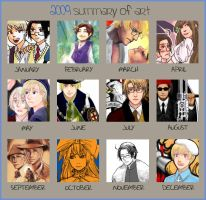 meme 2009 art summary by lackofsleep