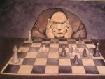 your move grandmaster oaf by HOMELYVILLAIN