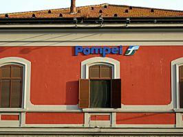 Pompeii Station. by The--Dark--Knight