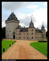 Ardennes Castle by CaspersCreations