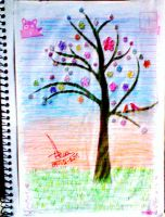 Spring tree!!! by Ana901