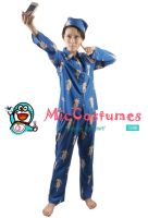 Attack on Titan Levi Pajamas Cosplay by miccostumes