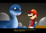 Mario play with me by raygirl12