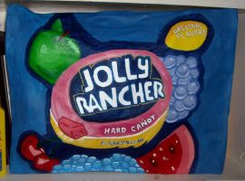 Big Jolly Ranchers by your-mom--burn