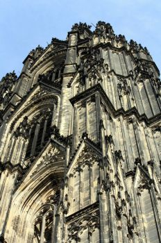 Cologne Cathedral by sugarcoat