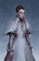 Winterfell's Bride by GraceZhu