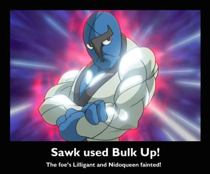 Bulked Up Sawk by Xero-J