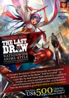 The Last Draw: Anime-Style Art Competition by isangkutsarangmoe