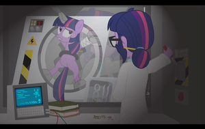 Nothing Personal, Just Science. by dm29