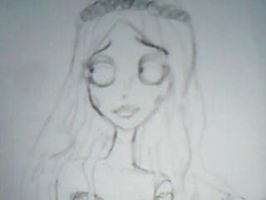 Corpse's bride incomplete by iluvdogs101