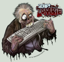 Script Zombie by thedarkcloak