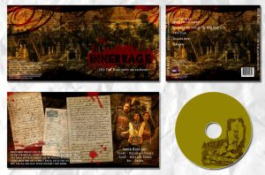 Inner Rage CD Artwork by optimusdesigns