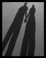 Best friends_me and my shadow by 17seconds