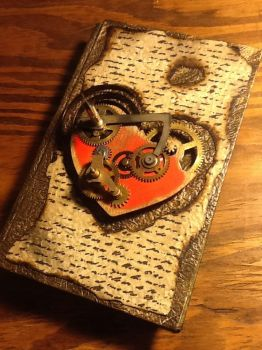 The clockwork heart journal 4 by ArtbugCarl