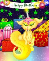 It's Party Time by QueenDanny