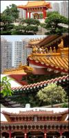 HK - Temples by KupoGames