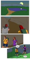 Camping Trip Page 1 by AsFoxger