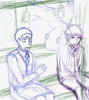Train Thing . WIP 2 by Portmanteal