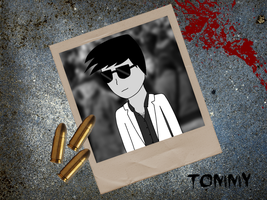 Tommy Chester by kuranszo