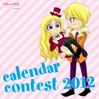 Temo calendar contest 2012 by Takisse